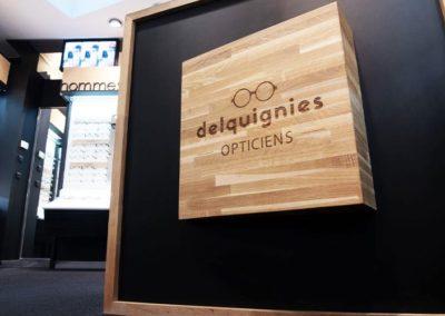 magasin optique lunettes tournai