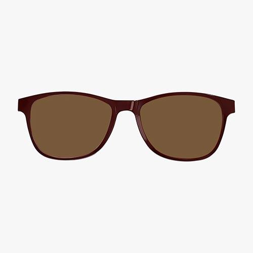 Eco lunettes clip