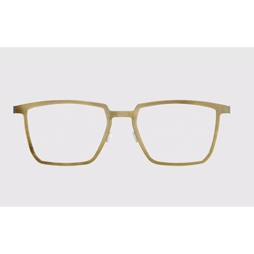 Lindberg lunettes titane tournai corne de buffle