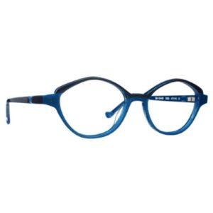 Tête a lunettes enfants Caroline Abram tournai