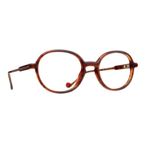 Tête à lunettes Caroline Abram tournai opticien